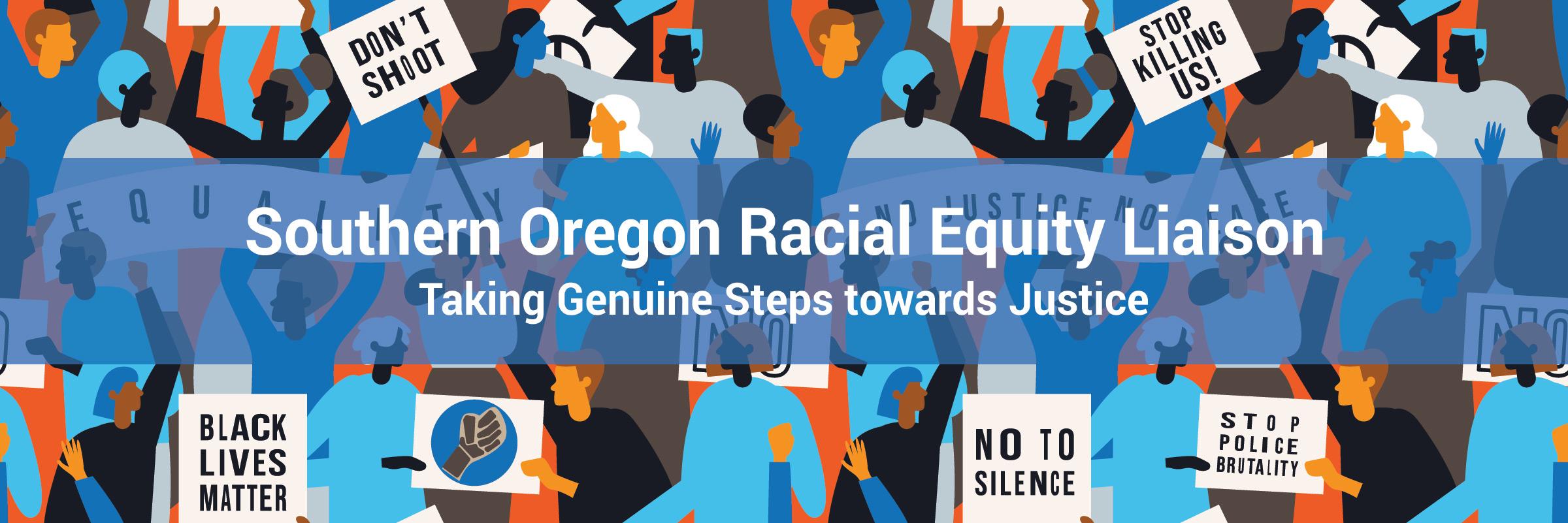 Southern Oregon Racial Equity Liaison